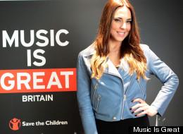 Melanie C On Britain's 'Best Ever Vocalist'