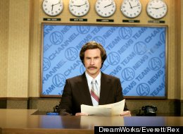 Ron Burgandy Anchorman 2