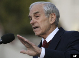Ron Paul Plane Tickets