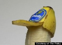 Banana In Trucker Hat