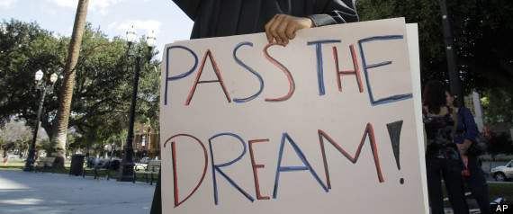 DREAM ACT FILIBUSTER