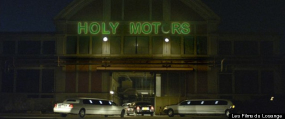 HOLY MOTORS CANNES