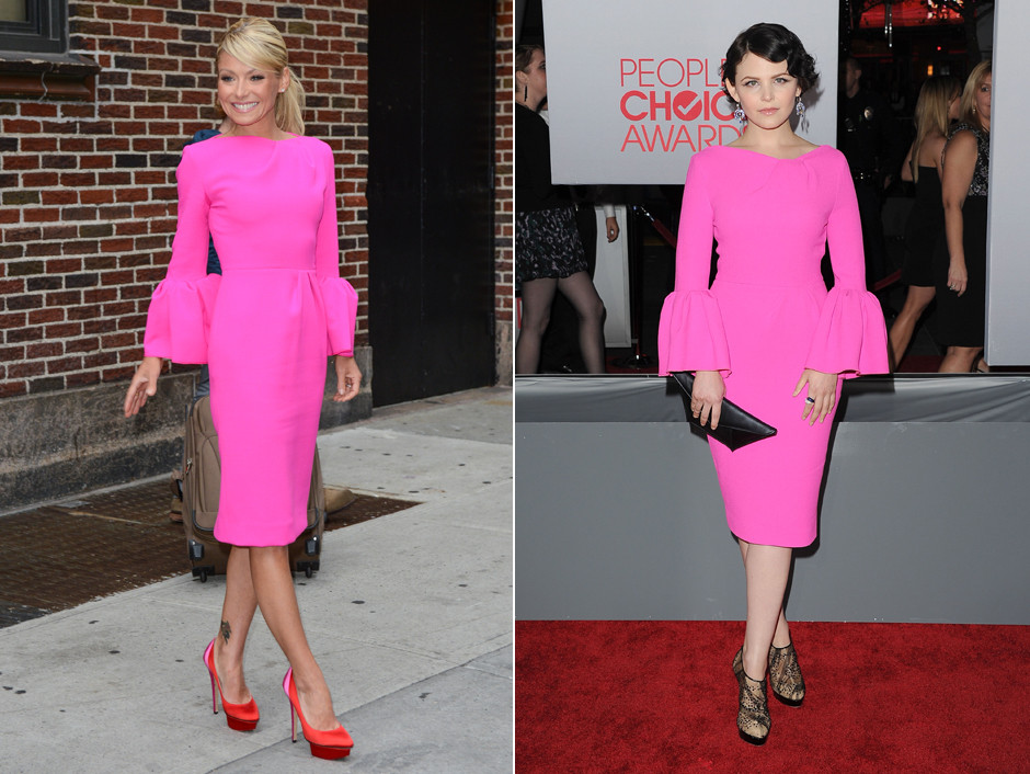 kelly ripa ginnifer goodwin