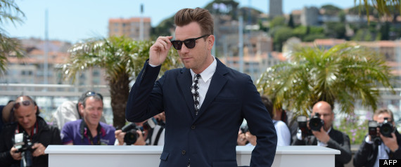 EWAN MCGREGOR CANNES