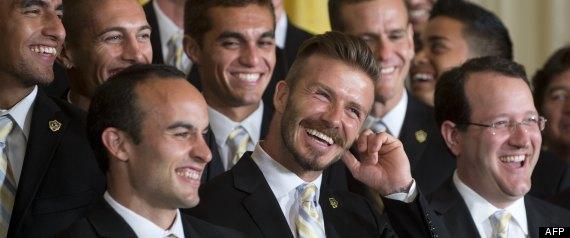 Beckham Maison Blanche