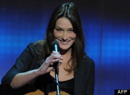 Carla Bruni règle ses comptes en chanson