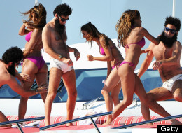 Cannes Film Festival: The Dictator Plays Dirty With Clooney's Ex