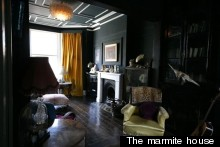 Hot Houses: The Marmite house