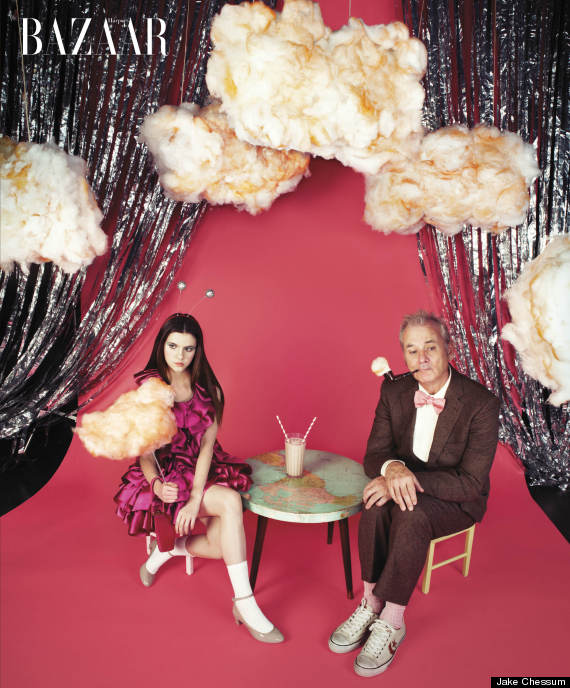 bill murray harpers bazaar