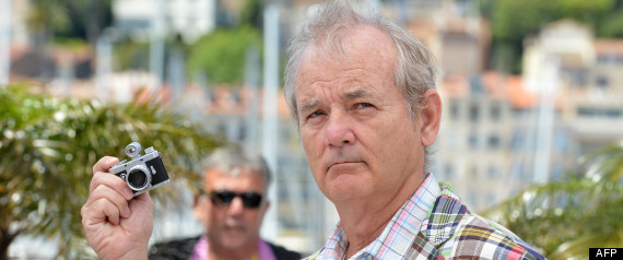 BILL MURRAY CANNES