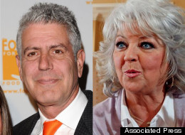 anthony bourdain paula deen