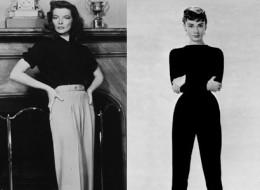 Katharine Hepburn Related To Audrey Hepburn