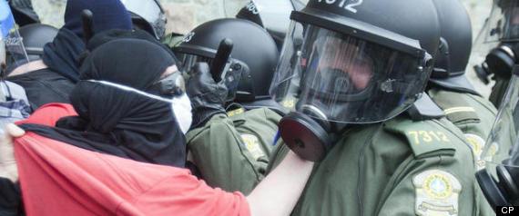 QUEBEC STUDENT PROTEST