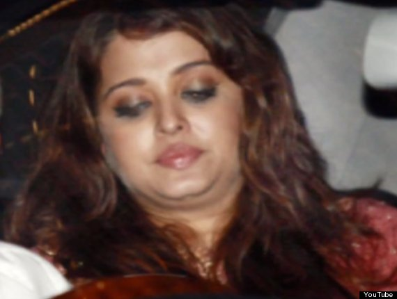 Aishwarya Rai Baby Weight Gain