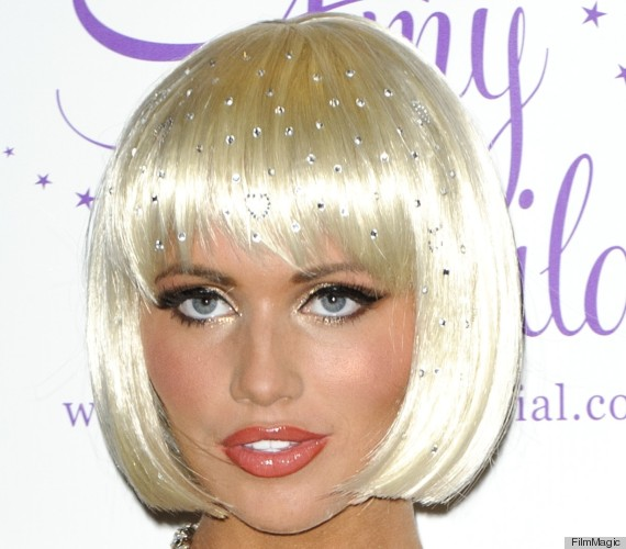 hair vajazzles amy childs new invention is no