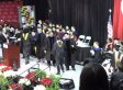 Graduation Backflip: University Of Maryland Graduate Makes A Memorable Exit (VIDEO)
