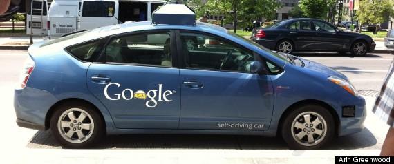 GOOGLE SELF DRIVING CAR DC