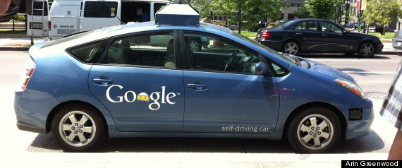 GOOGLE SELF DRIVING CAR DC