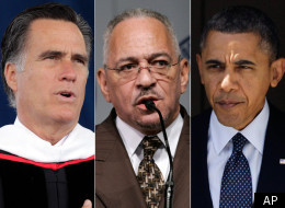 Jeremiah Wright Obama Romney