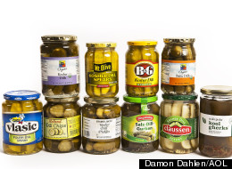 The Best And Worst Supermarket Dill Pickles
