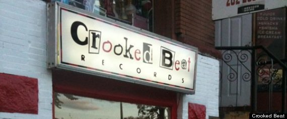 CROOKED BEAT