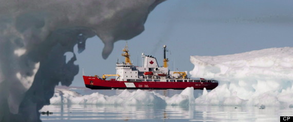 CANADIAN COAST GUARD CUTS