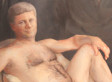 Harper Nude Painting By Margaret Sutherland Makes A Splash (PHOTOS)
