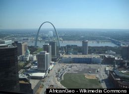 St Louis Downtown Happiest Cities
