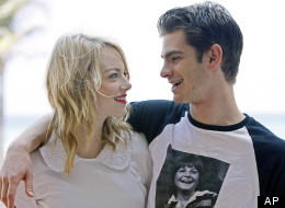 WATCH: Emma Stone & Andrew Garfield Are Adorable