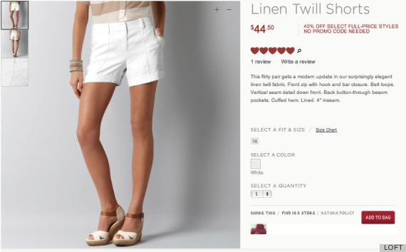 ann taylor loft photoshop fail