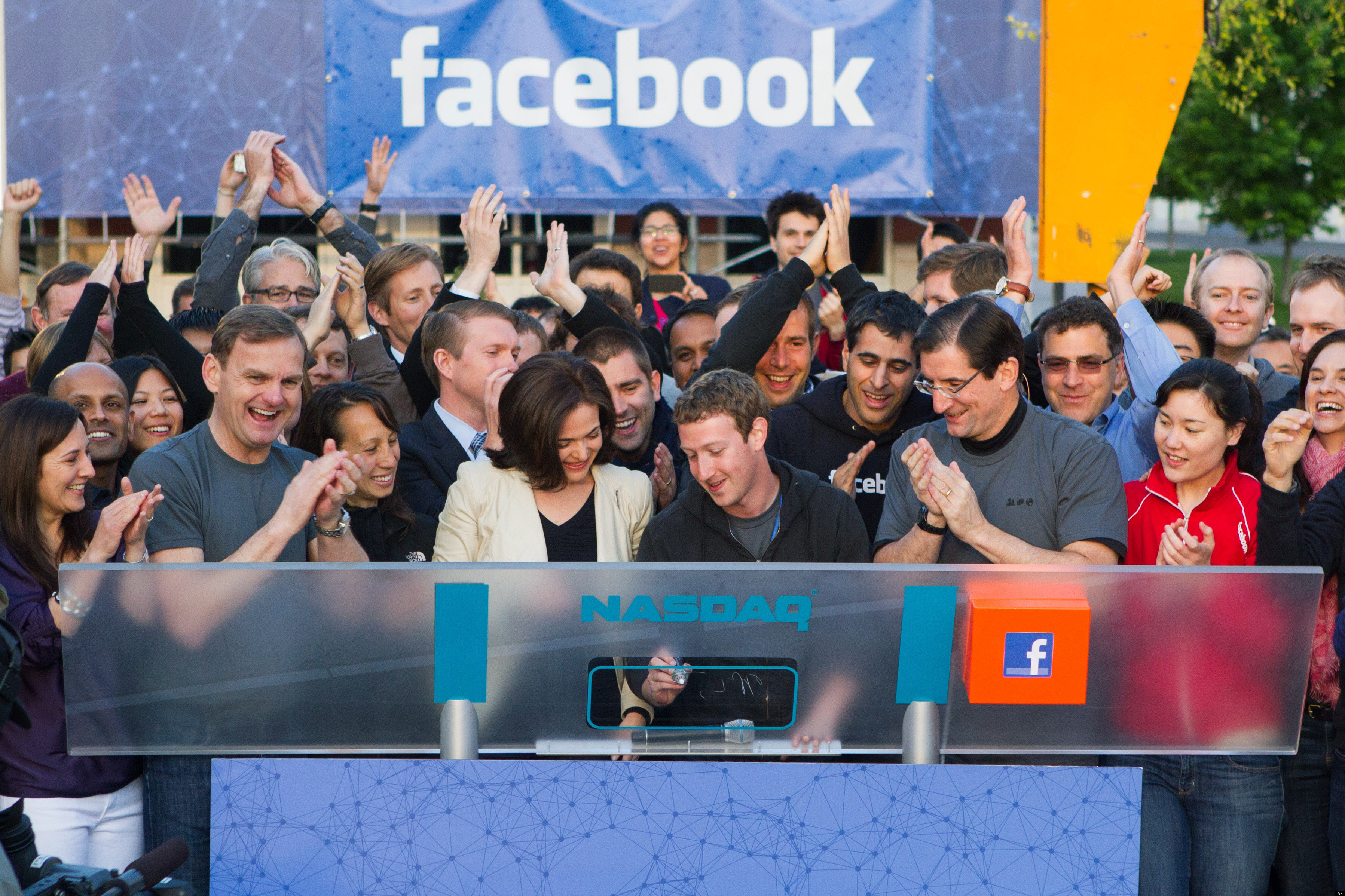 Facebook IPO: Live Updates On FB's Big Day