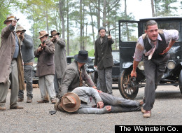 EXCLUSIVE: LaBeouf, Chastain, Pearce & More Get Gritty For 'Lawless'