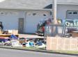 Divorce Sale: Woman Holds 'X-Husband Sale,' Spray Paints His Truck (PHOTOS)