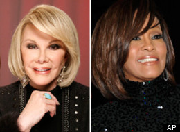 Joan Rivers Whitney Houston Joke