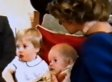 Baby Prince Harry's 1984 Christening Video Features Rowdy Toddler Prince William (VINTAGE VIDEO)