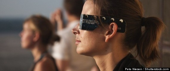 SOLAR ECLIPSE BLINDNESS