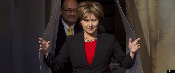 Christy Clark Polls Bc