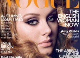 Adele Vogue Uk