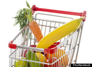 comprar comida saludable