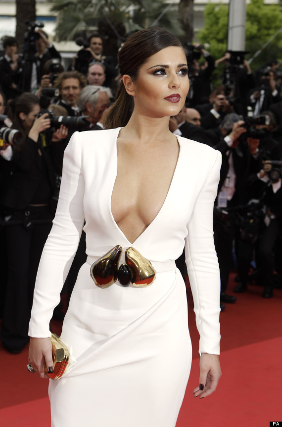 Cheryl Cole Cannes 570 Demi Lovato Factor Uk