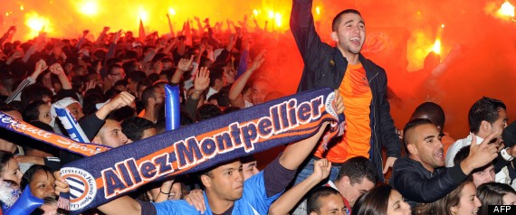 MONTPELLIER CHAMPION