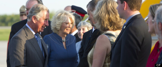 Royal Tour 2012