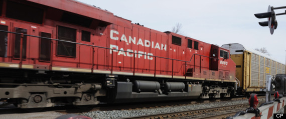 CP RAIL STRIKE
