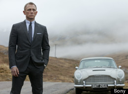 WATCH: Bond Is Back In 'Skyfall'