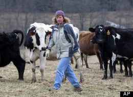 Fracking New York Farmers
