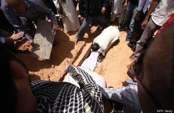 megrahi burial