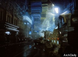 The Futurist Space Of 'Blade Runner'