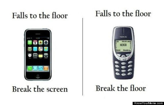 nokia indestructible