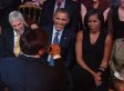 Mike Myers Serenades Obamas At The Library of Congress Gershwin Prize Ceremony (VIDEO)
