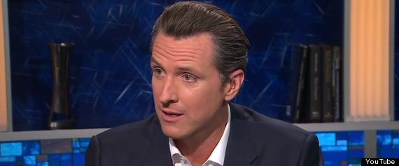 The Gavin Newsom Show